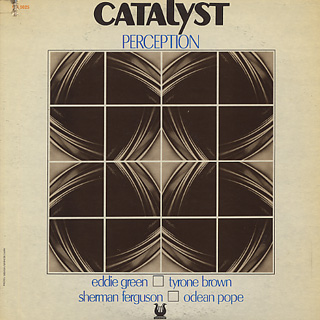 Catalyst / Perception front