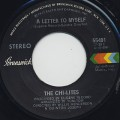 Chi-Lites / A Letter To Myself c/w Sally