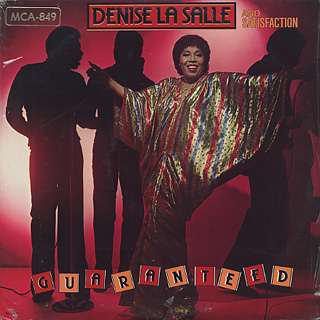 Denise LaSalle and Satisfaction / Guaranteed