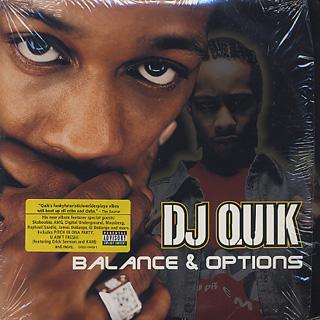 DJ Quik / Balance & Options