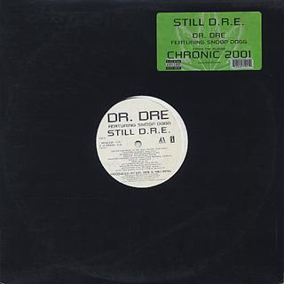 Dr. Dre Featuring Snoop Dogg / Still D.R.E.