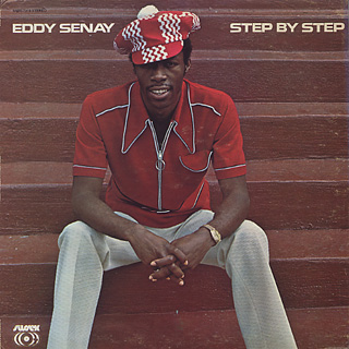 Eddy Senay / Step By Step front