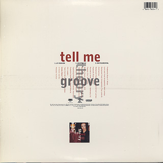 Groove Theory / Tell Me back
