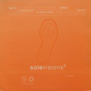 Guiro / Solevisions 2 LP Sampler