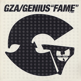 GZA/Genius / Fame front