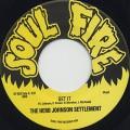 Herb Johnson Settlement / Get It