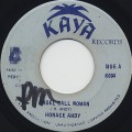Horace Andy / Angel Call Woman