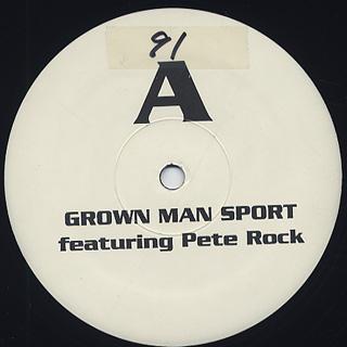 INI / Grown Man Sport
