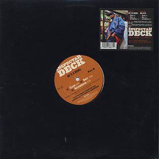 Inspectah Deck / He's A Rebel