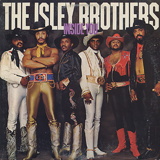 Isley Brothers / Inside You