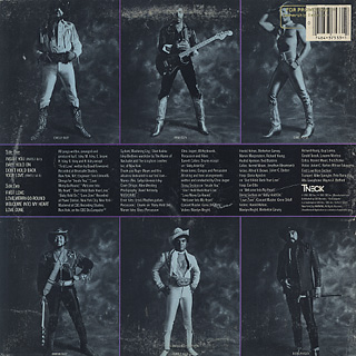 Isley Brothers / Inside You back