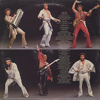 Isley Brothers / Showdown back