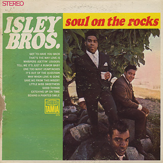 Isley Brothers / Soul On The Rocks