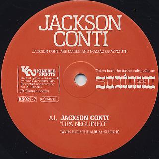 Jackson Conti / Upa Neguinho