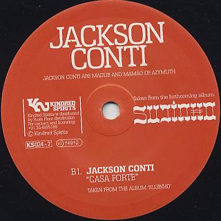 Jackson Conti / Upa Neguinho back