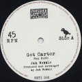 Jah Wobble / Get Carter c/w Version(Cliff Brumby Mix)