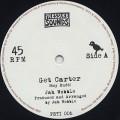 Jah Wobble / Get Carter c/w Version(Cliff Brumby Mix)