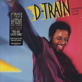 James (D-Train) Williams / Miracles Of The Heart