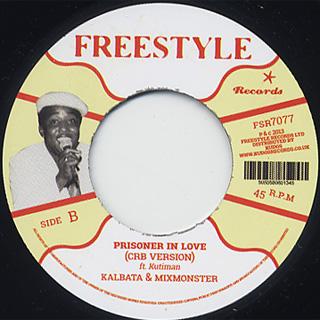 Kalbata & Mixmonster / Prisoner In Love back
