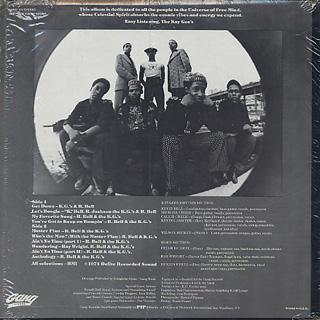 Kay-Gees / Keep On Bumpin' & Masterplan back