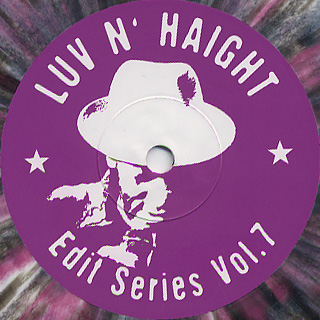 Kon (Kon & Amir) / Luv N' Haight Edit Series Vol.7