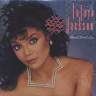 La Toya Jackson / Heart Don't Lie
