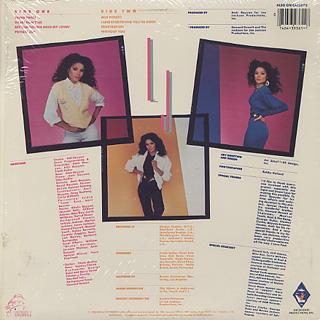 La Toya Jackson / Heart Don't Lie back