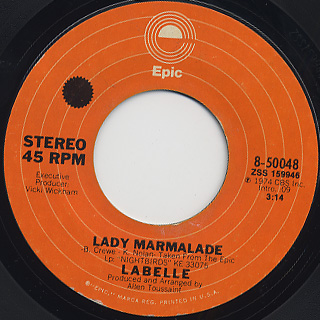 Labelle / Lady Marmalade