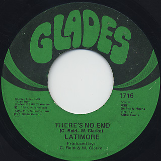 Latimore / There's No End
