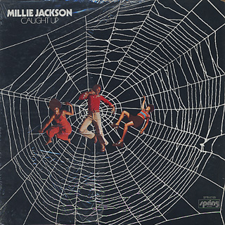 Millie Jackson / Caught Up front
