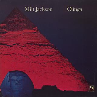 Milt Jackson / Olinga