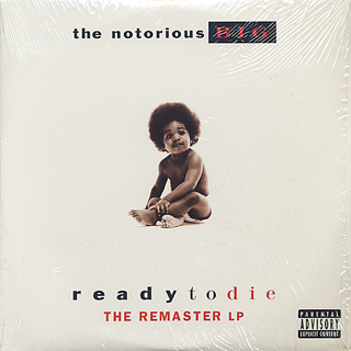 Notorious B.I.G. / Ready To Die (The Remaster LP)