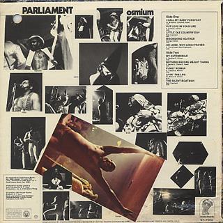 Parliament / Osmium back