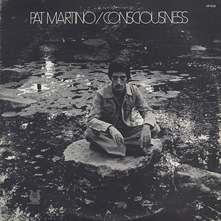 Pat Martino / Consciousness front