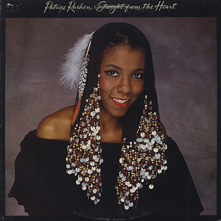 Patrice Rushen Straight From The Heart Lp Elektra