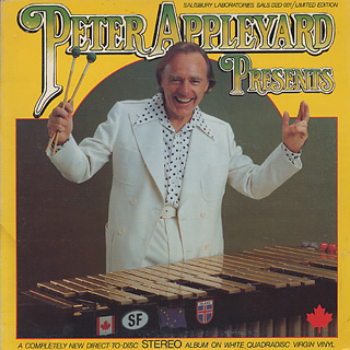 Peter Appleyard / Presents
