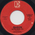 Queen / We Will Rock You c/w We Are The Champions