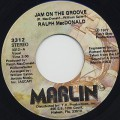 Ralph MacDonald / Jam On The Groove c/w Sound Of A Drum