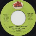 Rance Allen Group / Gonna Make It Alight c/w I Got To Be Myself