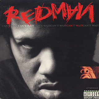 Redman Can T Wait 12inch Rush Associated Labels 中古