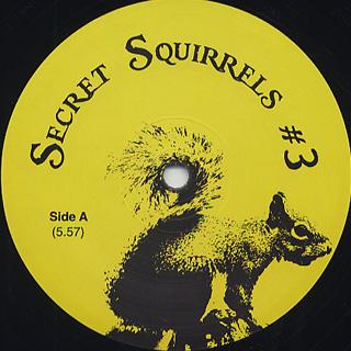 Secret Squirrel / Secret Squirrel # 3