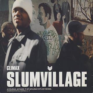 Slum Village / Climax