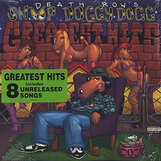 Snoop Doggy Dogg / Death Row's Snoop Doggy Dogg Greatest Hits
