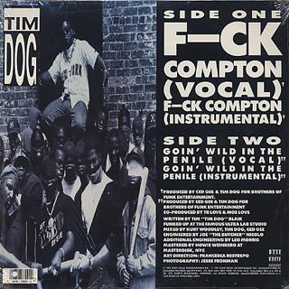 Tim Dog / F-ck Compton back