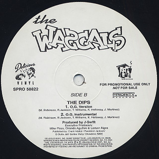 Wascals / The Dips back