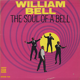 William Bell / The Soul Of Bell front
