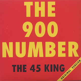 45 King / The 900 Number (RSD 2014 Ltd. 7inch) front