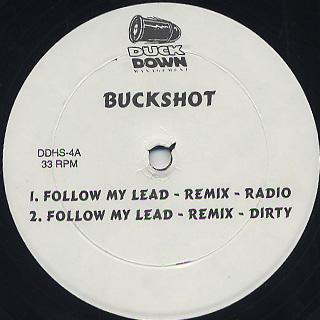 Buckshot / Follow My Lead c/w O.G.C. / Likkle Youth