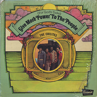 Chi-Lites / Give More Power To The People