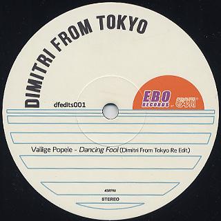 Dimitri From Tokyo / Dancing Fool EP